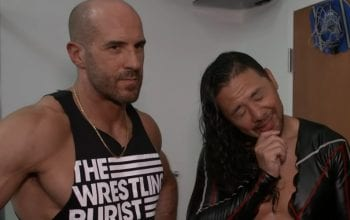 Cesaro Feels WWE Has Overlooked Tag Team With Shinsuke Nakamura
