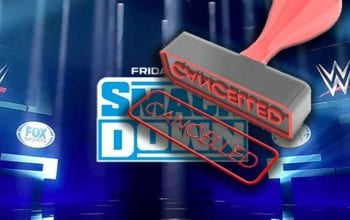 Chances Of FOX Cancelling WWE SmackDown To Cut Costs