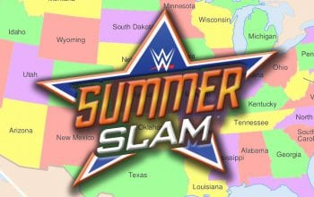 Other Possible Locations For WWE SummerSlam Outside Of Florida