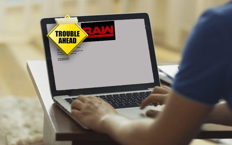 trouble-ahead-raw-script