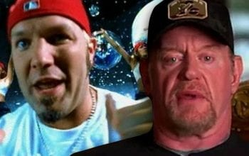The Undertaker Says Limp Bizkit Created One Of His Favorite WWE Entrances Ever