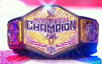 New WWE United States Title Might Not Be Official Yet