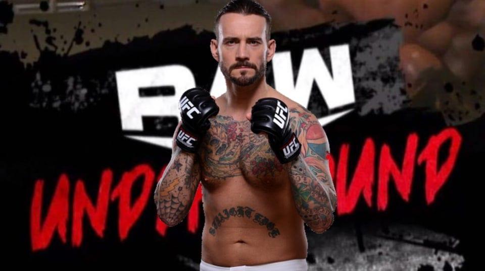 CM Punk-RAW Underground