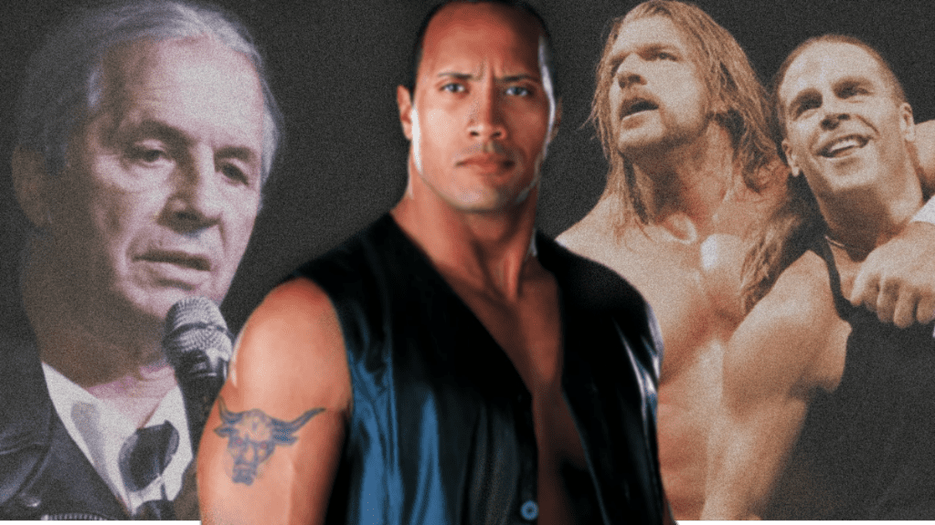 Bret Hart-The Rock