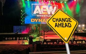 AEW Makes Change To Dynamite 'Crossroads' Special This Week