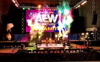 AEW Might Hold Off On Big Moment Until Live Fans Return
