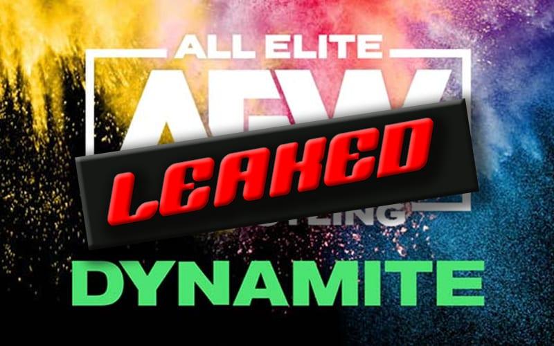 aew-leaked-leak-dynamite