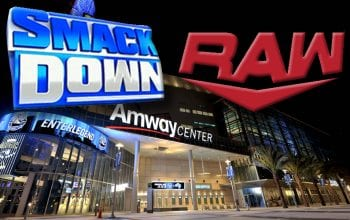 WWE Bringing Interactive Fan Experience For Upcoming Live Amway Center Television Tapings