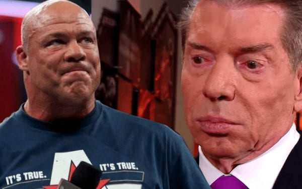 Vince McMahon Told Kurt Angle He Could Wrestle John Cena AFTER His ...