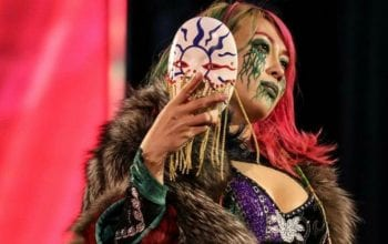 Asuka Compares Winning Red & Blue Women's Titles At SummerSlam To Catching Pokemon