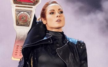 WWE Seemingly Setting WrestleMania Stage For Becky Lynch's Return