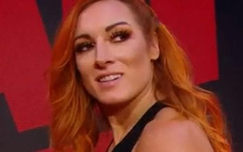Becky Lynch Shows Off Baby Bump In New Shadow Photo