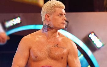 WWE Blocking Cody From Registering More Trademarks