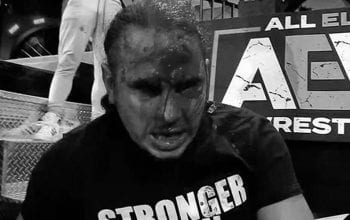 Backstage Heat On Sammy Guevara After Bloody Matt Hardy Spot During AEW Dynamite