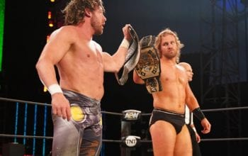 Kenny Omega & Adam Page Hit Milestone As AEW Tag Team Champions