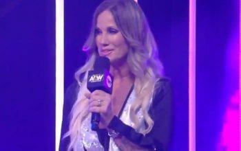WWE Hall Of Famer Madusa Appears For AEW