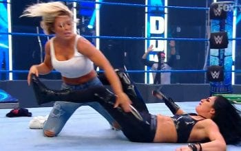 Mandy Rose Debuts Shorter Hair On WWE SmackDown