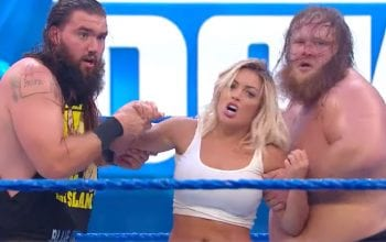 Mandy Rose's New Hair Gets Big Attention For WWE SmackDown