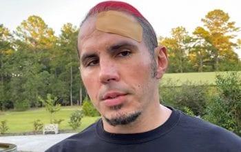 Matt Hardy Threatens To Break Sammy Guevara For Good