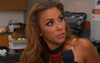 Mickie James Was Vocal Backstage About Wanting To Continue Wrestling For WWE