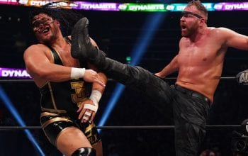 Jeff Cobb Taunts Jon Moxley For Not Being Able To Defend IWGP United States Title