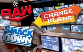 WWE 'Drastically' Changing Scripts On Day Before RAW & SmackDown TV Taping