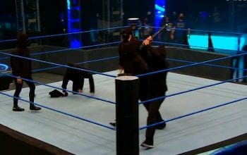 New Stable Retribution Invades Closing Of WWE SmackDown