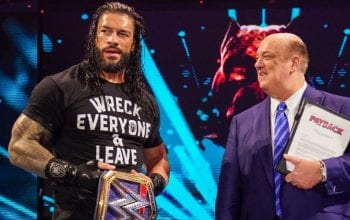 Roman Reigns Says WWE Used Paul Heyman As A 'Lure' To Encourage His Return