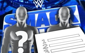 WWE Internal Roster Depth Chart Revealed