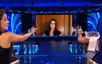 WWE Used Green Screen For Stephanie McMahon Segment On SmackDown This Week