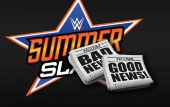 WWE SummerSlam Location Update Includes Good & Bad News