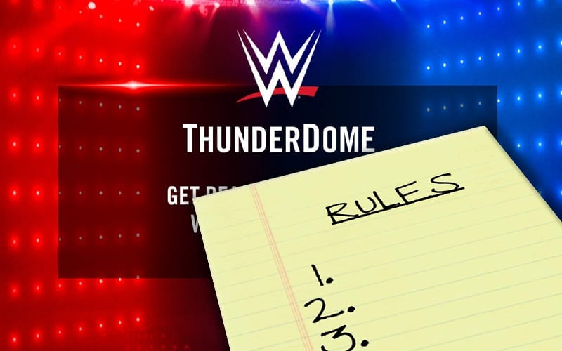thunderdome-rules
