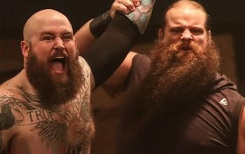 NJPW Star Tweets At Erik About WWE RAW Underground