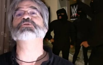 Vince Russo Takes Shot At WWE's Retribution Faction