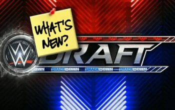 What's Going On With The Next WWE Draft