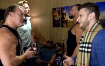 AEW Teases MJF Joining The Inner Circle