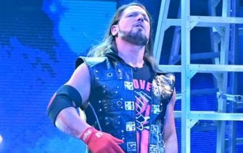 AJ Styles Reveals When He Will End His In-Ring Career