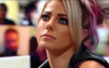 Alexa Bliss Goes Into Possessed Mode During Booker T's Podcast When He Brings Up Bray Wyatt
