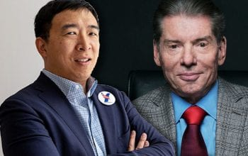 Andrew Yang Says 'Hundreds Of Millions Of Dollars' Came Out Of WWE Superstars' Pockets