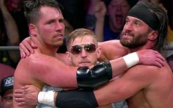AEW Seriously Considering Introducing Trios Tag Team Titles