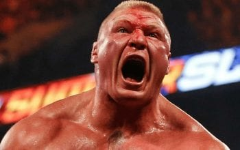 Eric Bischoff Discusses Brock Lesnar's Lack Of Promo Skills