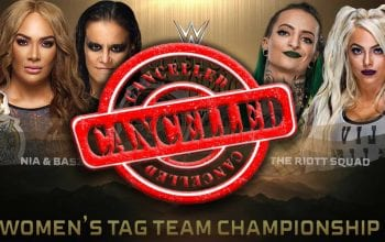 What We Know About WWE Pulling Two Matches From Clash Of Champions