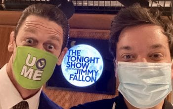 John Cena Set To Appear As Jimmy Fallon's First Real Life Guest In A Long Time