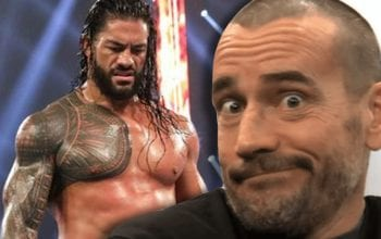 Roman Reigns Says He Doesn't Like CM Punk & Doesn't Know Many People Who Do