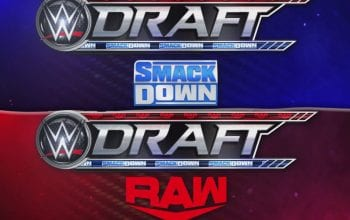 WWE Confirms Two-Night Draft For Next Month