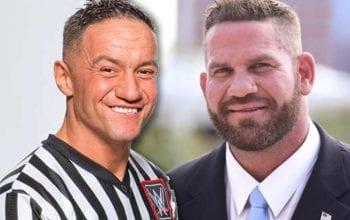 WWE Referee Drake Wuertz & Matt Morgan Connected With 'QAnon-Adjacent Charity'