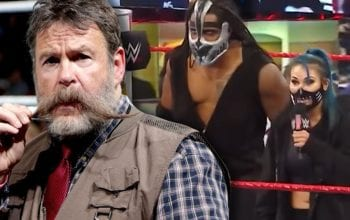 Dutch Mantel Drags WWE Writers Over Retribution Angle