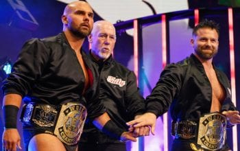 FTR Promises To Make Tully Blanchard's In-Ring Return Special