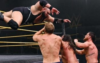 WWE NXT Gauntlet Eliminator Match Changed Due To COVID-19 Outbreak