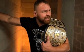 Jon Moxley Losing AEW Title Would Not Change NJPW Wrestle Kingdom Status